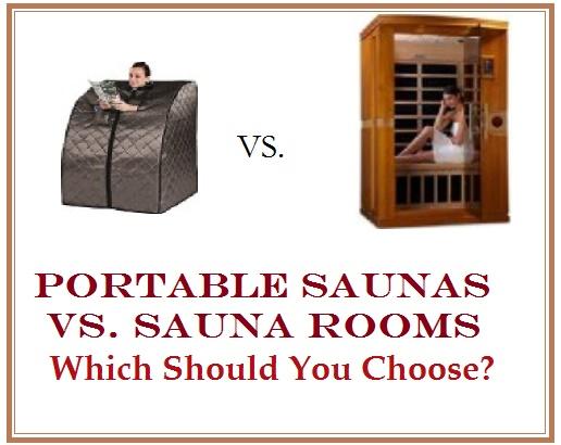 Cheap Portable Sauna Vs. Sauna Room