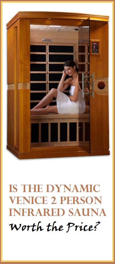 Is the Dynamic Venice 2 Person Sauna Worth the Price?