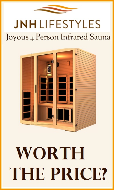 Is the JNH Lifestyles Joyous Sauna Worth the Price?